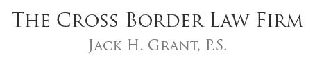 The Cross Border Law Firm Logo